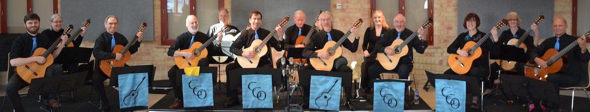 Cambridge Guitar Orchestra